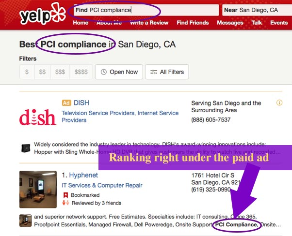 How to Optimize your Yelp Business Page Rank
