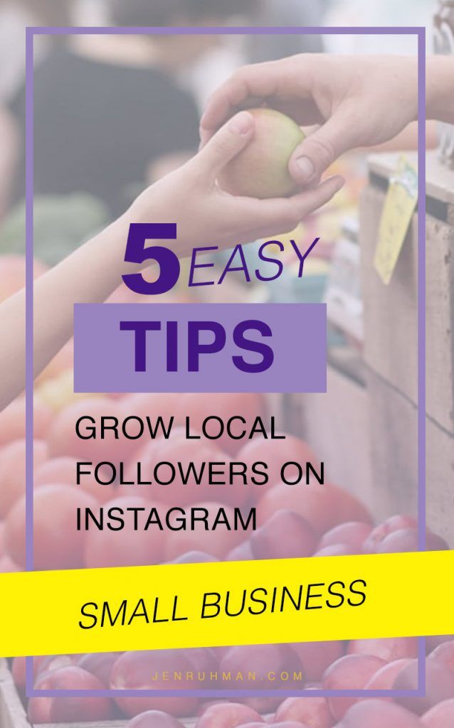 how to make a business page on instagram