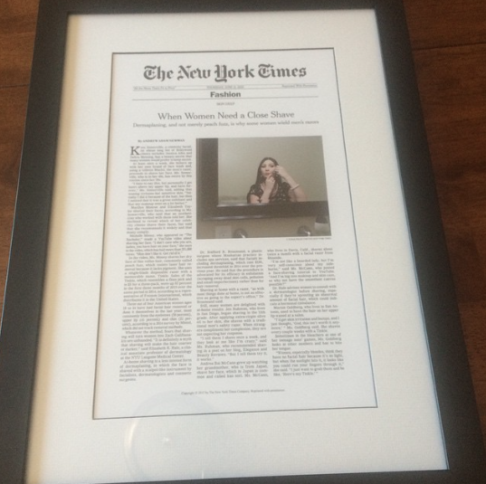 Jen Ruhman New York Times