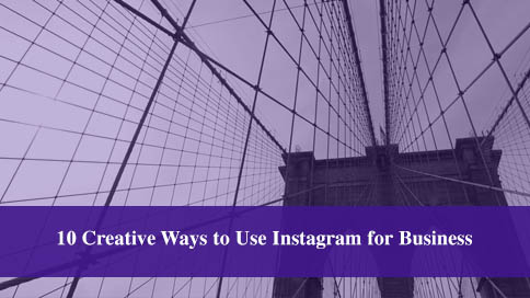 creative instagram business ideas