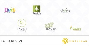landscaping logo design San Diego