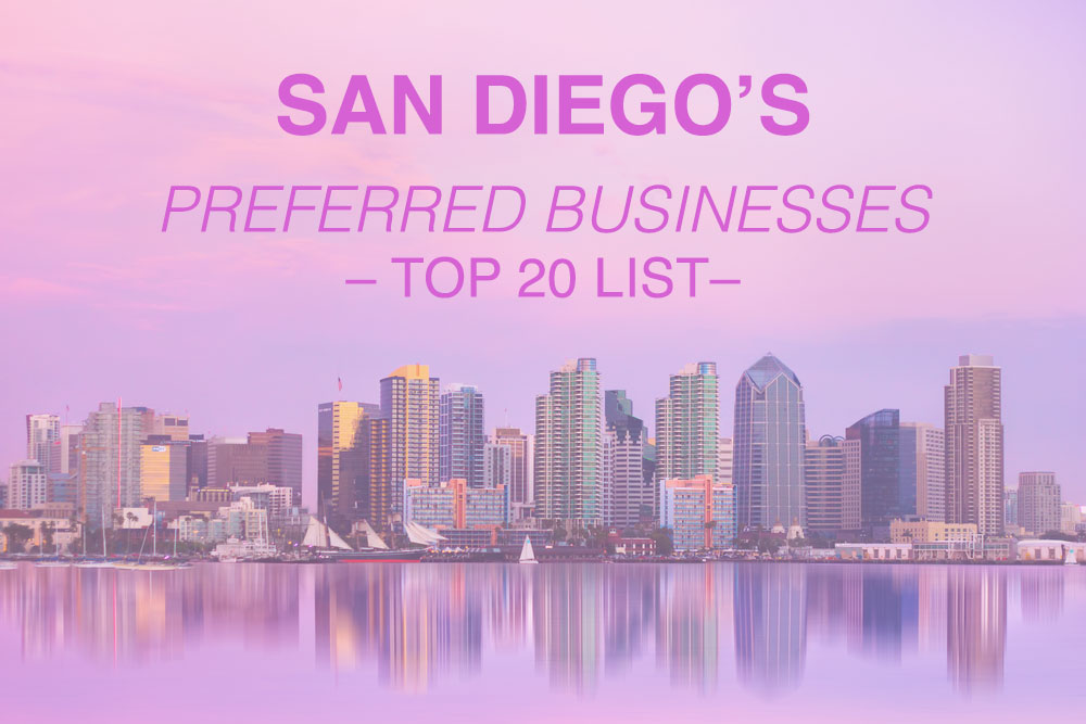 san diego's preferred businesses