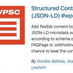 structured content plugin